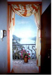 trompe porta-finestra 5 con fiordo